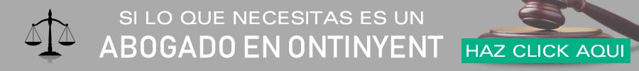 Abogado en Ontinyent - Banner para PC